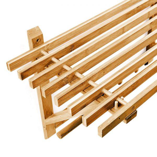 gardarobe bambus
