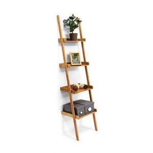 Leiterregal<br>aus Bambus