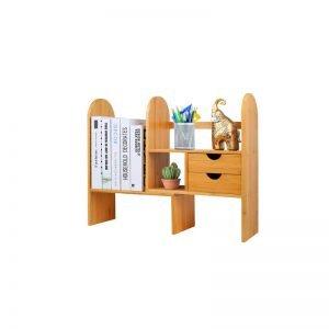 Tischregal<br>aus Bambus