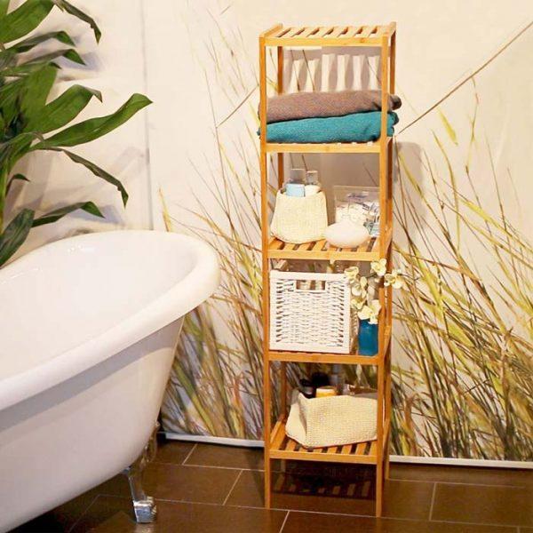 bambus standregal